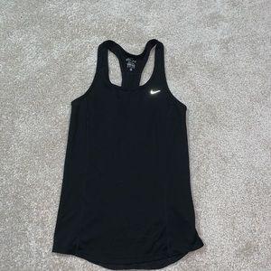 Black nike top